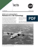NASA Facts NASA and Lockheed Martin Partners in C-130 Technology