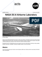 NASA Facts NASA DC-8 Airborne Laboratory