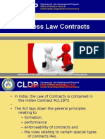 Business Law Contracts 3