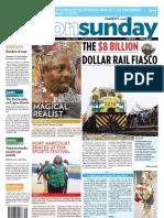 THE $8 BILLION RAIL FIASCO