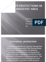 Consumers Protection