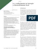 Albalgli_informação e conhecimento