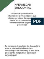 Enfermedad Periodontal Para Exponer