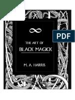 The Art of Black Magick