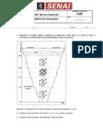 Avaliação Diagrama Ferro Carbono