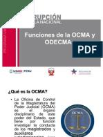 Principios y situación del control y las sanciones en el Perú