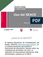 Uso del SEACE