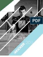 2011 KICKER Catalog Rev1 Web