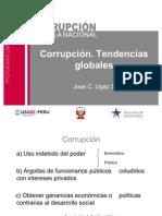 Corrupción y lucha contra la corrupción. Tendencias globales