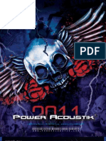 PowerAcoustik 2011 Catalog