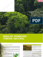 Mapa Del Patrimonio Forestal Nacional