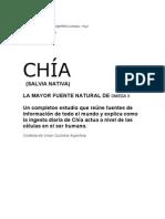 Los Beneficios de La Chia