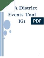 PBA District Events Tool Kit