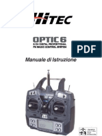 Istruzioni OPTIC 6