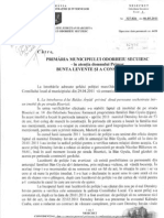 Lakásmaffia - rendőrségi tájékoztató (román)