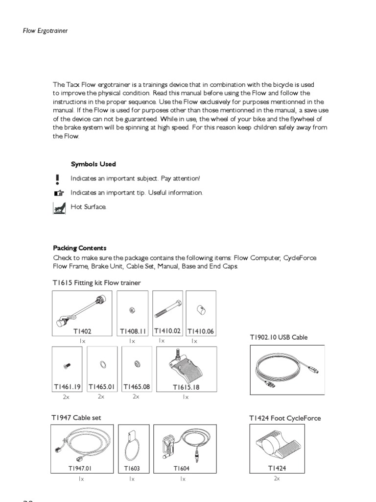 tacx flow t1682 user manual