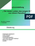 Buchvorstellung - Die Neuen Leiden Des Jungen W.