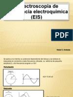 Espectroscopía de Impedancia Electroquimíca (EIS)