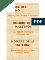 Admin is Trac Ion de Las Operaciones
