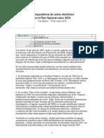 Peticiones información Plan SIDA (2011)