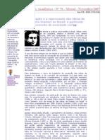 A recepção e a repercussão das idéias de Antonio Gramsci no Brasil_ o particular conceito de sociedade civil
