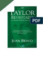 Libro Taylor Revisit Ado 2009-5 Juan Bravo