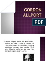 Gordon Allport Final