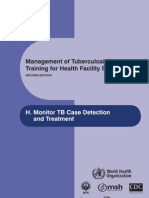 Monitor Tb Case Detection