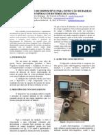 Dispositivos para detecção de barras interrompidas em rotores gaiola