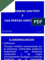 Psicología II - 5 - El Fenómeno Adictivo y Las Nuevas Adicciones