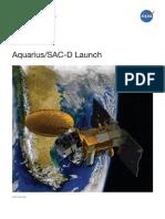 Aquarius Launch Press Kit