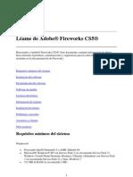 Léame de Fireworks CS5