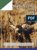 2011 Nevada Hunting Guide