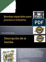 Bombas DEBEM l