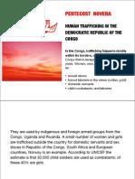 Human Trafficking Novena Day 8 - Congo