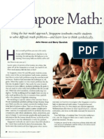 Singapore Math Article.docxii