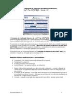 Instruções Simulador Respirador Inter 5 Plus