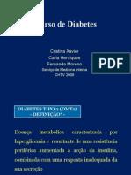 Curso de Diabetes ADO-10-2009- Carla h