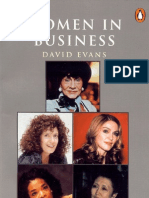 Women in Business (Penguin Readers - Level 4)