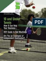 201107 Racquet Sports Industry