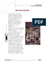 Los Mitos Griegos Aracne