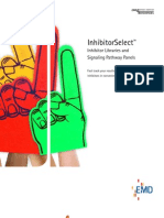 InhibitorSelect™ Inhibitor Libraries and Signaling Pathway Panels