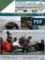 Companhia de Engenharia de Força de Paz – Haiti – Informativo N° 86 da BRAENGCOY