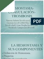 Hemostasia-Coagulación-Trombosis