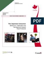 Japanese Consumer
