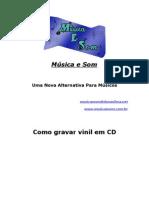 Como Gravar Vinil em CD  by Música e Som
