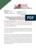 PR for Marathon