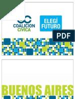 Presentación Propuestas de Vivienda de la Coalición Cívica para la Ciudad De Buenos Aires