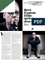 Bret Easton Ellis quiere descansar en Esquire (España) Por
