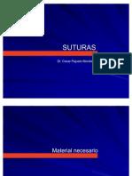 SUTURAS II